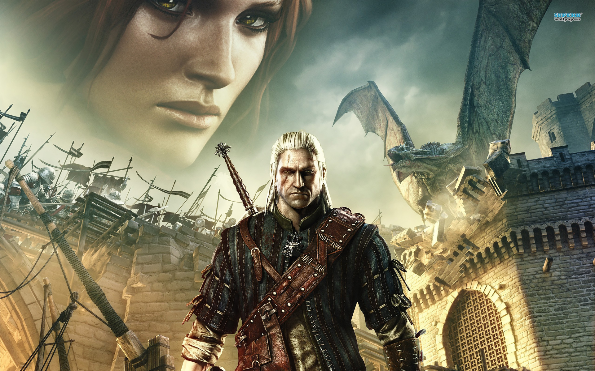 The Witcher 2 Assasins of Kings